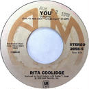 Rita Coolidge ‎– You / Only You Know And I Know