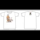 けものフレンズカフェ Tシャツ(サーバル)