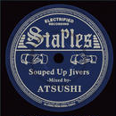 "【在庫僅少】MIX CD  ATSUSHI / ""STAPLES ~Souped Up Jivers~"""