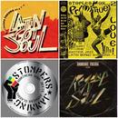 【ディスカウント&送料無料!】DDAレーベル Latin & Reggae & Soul MIX CD 4枚セット!