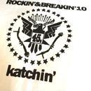 Rockin' & Breakin' Tシャツ WHITE