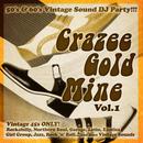 """ヴィンテージ音楽コンピ!""""Crazee Gold Mine Vol1"""""""
