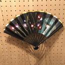 オリジナルペイント扇子(朝顔)
