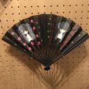 オリジナルペイント扇子(花)