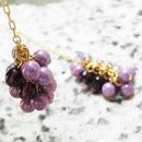 【nekonamoon】葡萄 紫 P26-10178