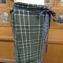 【ああ】ボア生地巻きスカート P17-0756