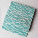 【なごや帯】櫛織りづかい水面のようななごや帯