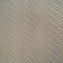 【袷羽織】飴色地 流れるドット文様の羽織