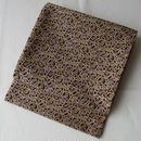 【京袋帯】四季植物文様の京袋帯