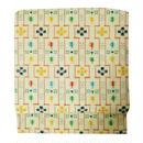 正絹紬地絣柄なごや帯 仕立て上がり品