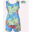 [SALE]  The Cat's Pajamas ザ・キャッツパジャマズ タンク&ショート Hummingbirds