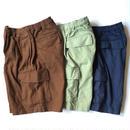 Goofy Creation pile pocket 2tuck shorts