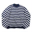 1980s Eddie Bauer Striped Sweat Shirts