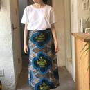 Baraka キテンゲ巻きスカート
