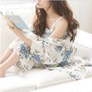 【3 set】Room wear  flower pattern
