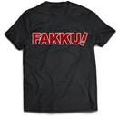 【FAKKU】FAKKU Black T-shirt