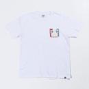 【URAHARA】プリントポケットTシャツ さゆみん.ver
