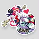 【Yuki】MAGIC MONKEYステッカー