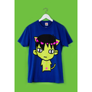 【OMOCAT】GOOD T-Shirt (DARK BLUE)