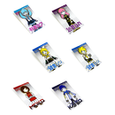 【OMOCAT×初音ミク】MIKU EXPO Pins (全6種類)