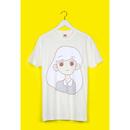 【OMOCAT】EGGWHITE T-Shirt