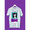 【OMOCAT】DEFINITELY-NOT A-GHOST T-Shirt