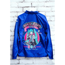 【OMOCAT×初音ミク】MIKU EXPO U.S.A. TOUR Blue Windbreaker