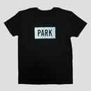 PARK -  LOGO Tee (black x white)