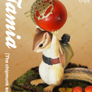 Tamia【タミア】-The chipmunk soldier- /ガレージキット