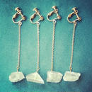crystal rafurock  earring