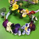 Flower Garden カチューシャ