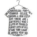 【 WOLF & RITA 2019SS 】SEBASTIAO - T-shirt / ALPHABET SOUP