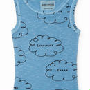 【 Bobo Choses 2018SS 】118156 Clouds tank top