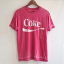 Coca-Cola(コカ・コーラ) / ヴィンテージ加工Tシャツ / Coca-Cola VINTAGE(コカ・コーラ ヴィンテージ) / No.2CCV804BO