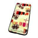 【チロル】【10日後発送】iphone7・8 スマートフォン背面ガラスケース