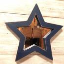 星型ミラー  スタンド  ヴィンテージネイビー