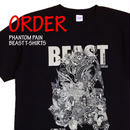 《PHANTOM PAIN BEAST T-SHIRTS》※受注生産※