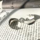 Thick round pierce