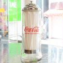 コカコーラ社 ガラス製ストローディスペンサー