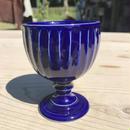 瑠璃色 ワイングラス