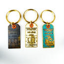 LUGGAGE TAG KEY-HOLDER COLOOR TYPE