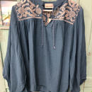 Enbroidery Blouse