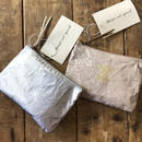 ginger and sprout TYVEK POUCH
