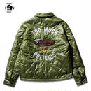 【先行予約!!】PAWN(パーン) COFFIN QUILTING JACKET
