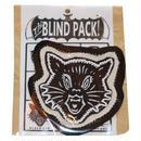 おとぼけワッペン BLACK CAT