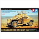 プラモデル タミヤ ドイツ 4輪装甲偵察車 Sd.Kfz.222  ★限定商品★ 89777