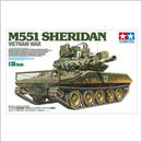 プラモデル タミヤ 1/35 アメリカ空挺戦車 M551 シェリダン (ベトナム戦争) 35365 2019年1月26日発売