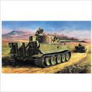 プラモデル タミヤ 1/48 ドイツ重戦車 タイガーI極初期生産型(アフリカ仕様) 32529