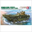 プラモデル タミヤ 1/35 フォード GPA 水陸両用車  35336