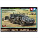 プラモデル タミヤ 1/48 ドイツ 6輪トラック Kfz.69 3.7cm対戦車砲牽引型  32580
